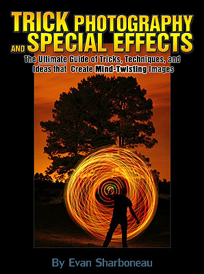 A book I would recommend, check out the light painting, insanely cool effects!